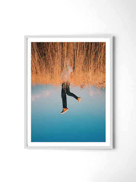 My World Is Upside Down - Art Prints by Post Collective - 4