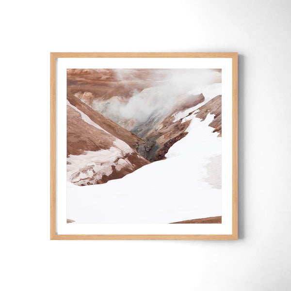 Námaskarð - Art Prints by Post Collective - 3
