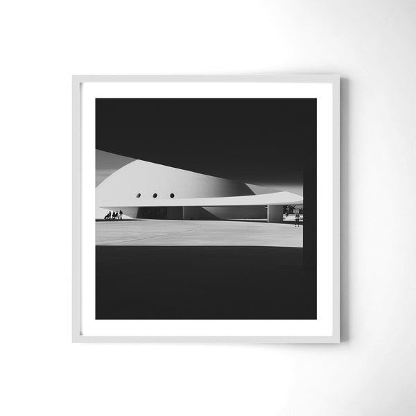 Niemeyer Center - Art Prints by Post Collective - 4