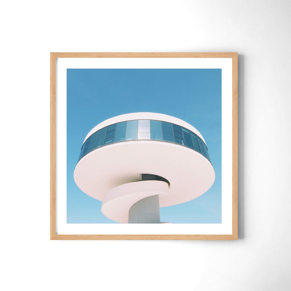 Niemeyer Tower - Art Prints by Post Collective - 3