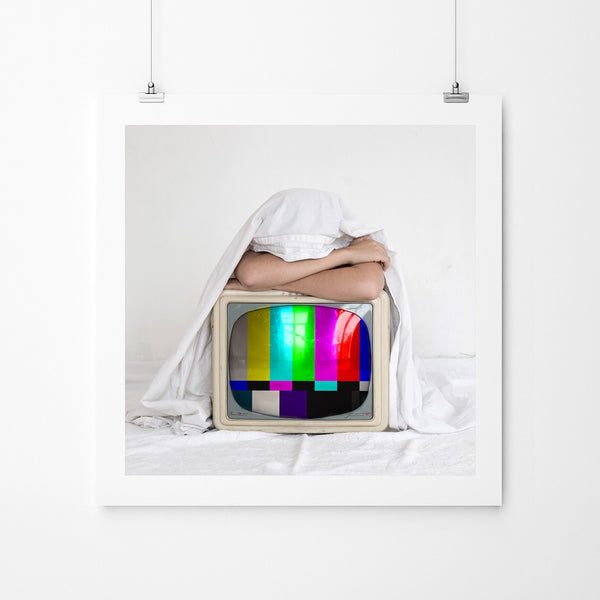 No Transmission - Art Prints by Post Collective - 2