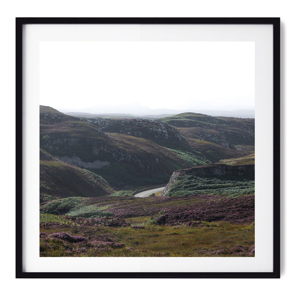 Northwest Roads - Art Prints by Post Collective - 1