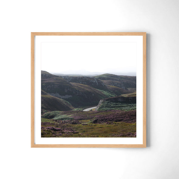 Northwest Roads - Art Prints by Post Collective - 3