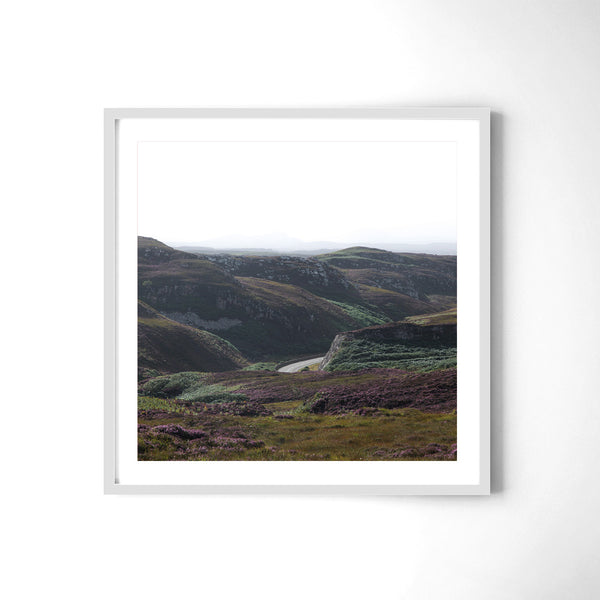 Northwest Roads - Art Prints by Post Collective - 4