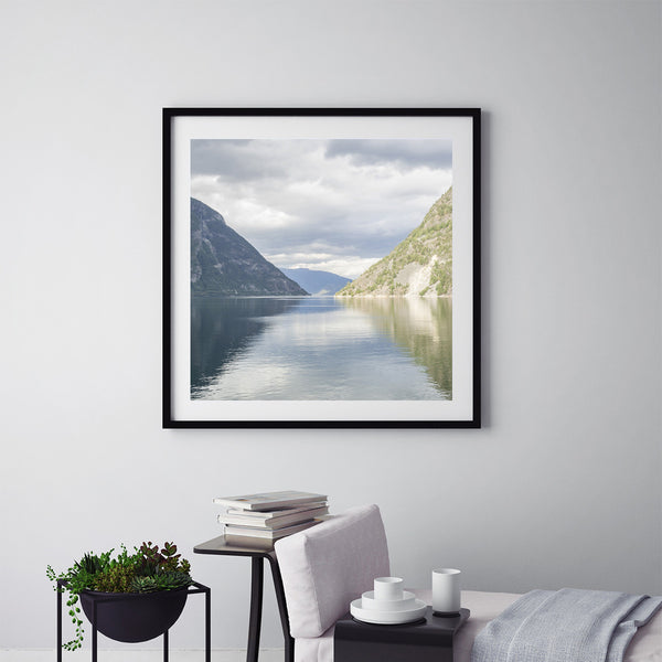 Norway Mood - Art Prints by Post Collective - 5
