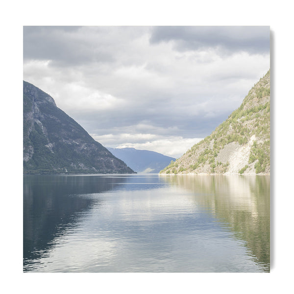 Norway Mood - Art Prints by Post Collective - 1