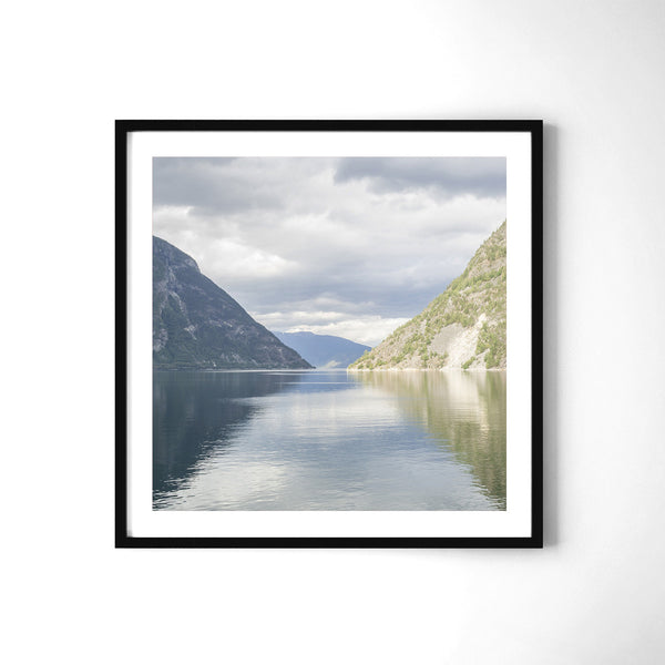 Norway Mood - Art Prints by Post Collective - 2