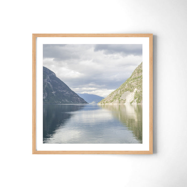 Norway Mood - Art Prints by Post Collective - 3