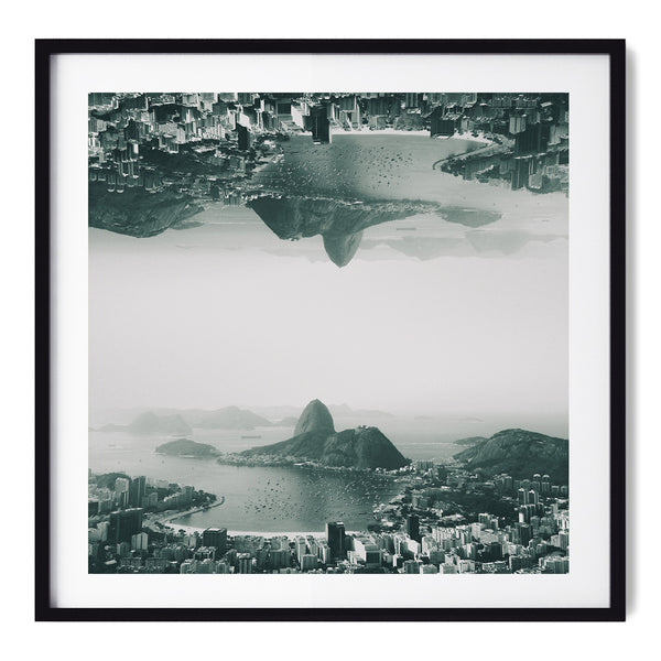 Novos Horizontes 3 - Art Prints by Post Collective - 1