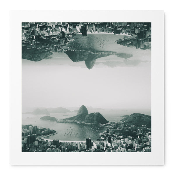 Novos Horizontes 03 - Art Prints by Post Collective - 1