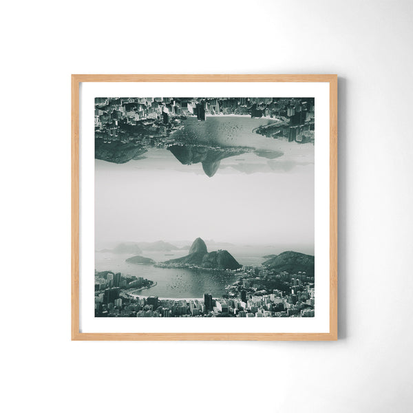 Novos Horizontes 3 - Art Prints by Post Collective - 3