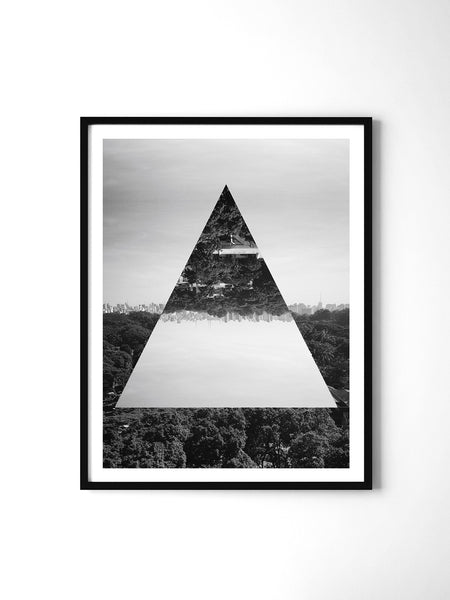 Novos Horizontes 11 - Art Prints by Post Collective - 2