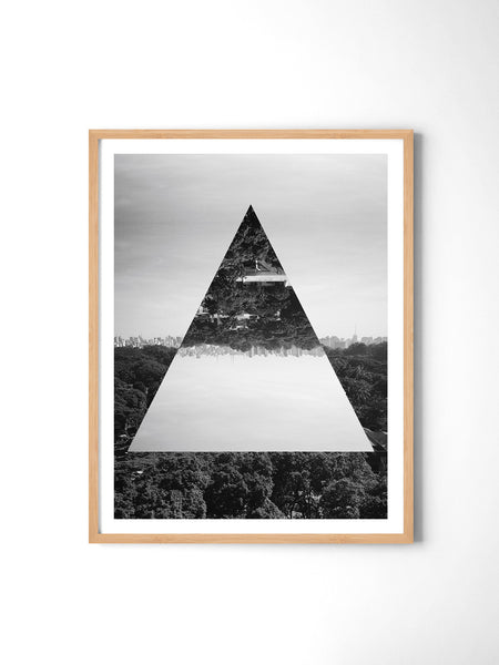 Novos Horizontes 11 - Art Prints by Post Collective - 3