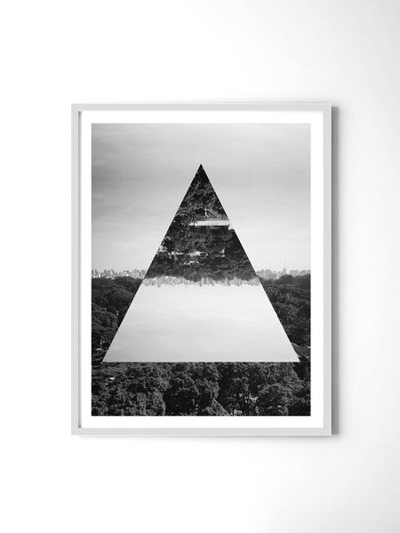 Novos Horizontes 11 - Art Prints by Post Collective - 4