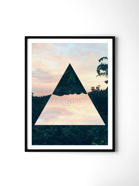 Novos Horizontes 19 - Art Prints by Post Collective - 2
