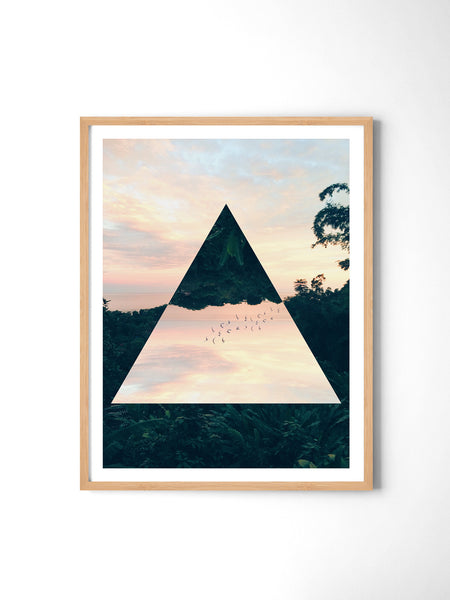 Novos Horizontes 19 - Art Prints by Post Collective - 3