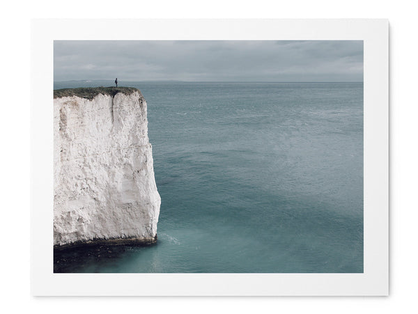 Old Harry Rocks II - Art Prints by Post Collective - 1