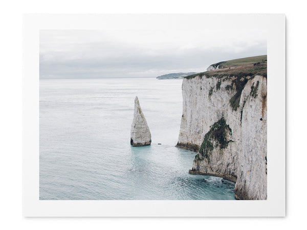 Old Harry Rocks - Art Prints by Post Collective - 1