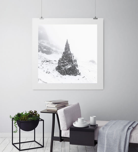 Old Man Of Storr II - Art Prints by Post Collective - 3