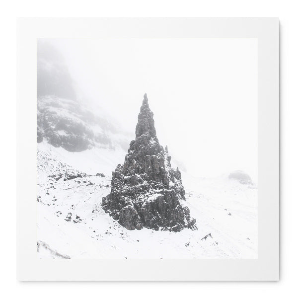 Old Man Of Storr II - Art Prints by Post Collective - 1