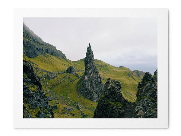 Old Man Of Storr - Art Prints by Post Collective - 1