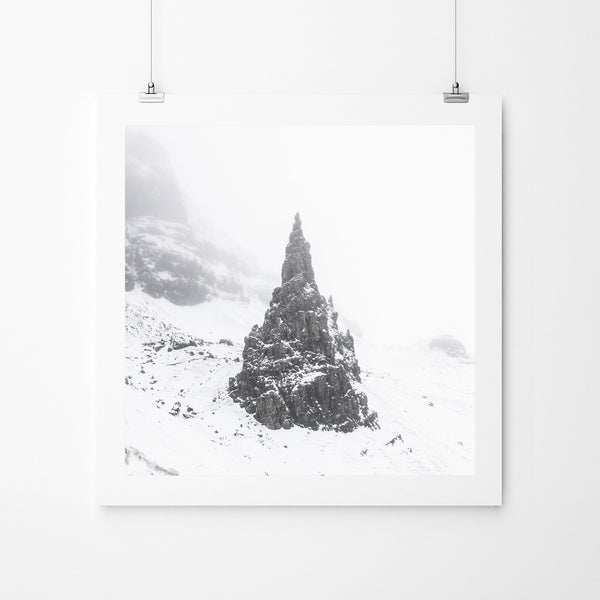 Old Man Of Storr II - Art Prints by Post Collective - 2