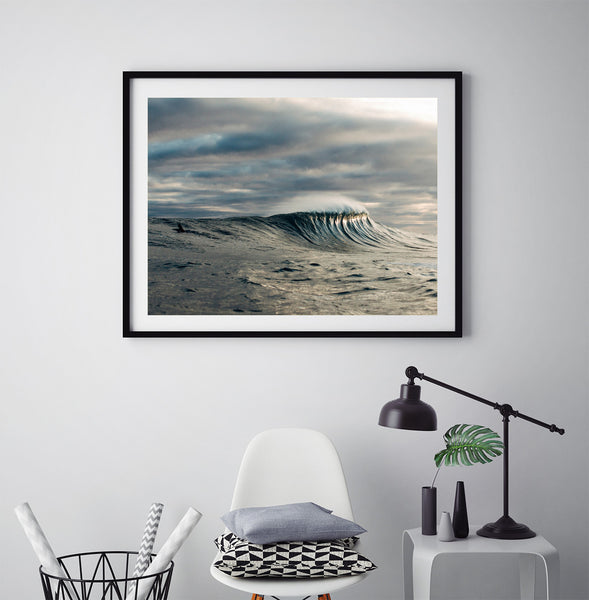 Ominous Ocean - Art Prints by Post Collective - 5