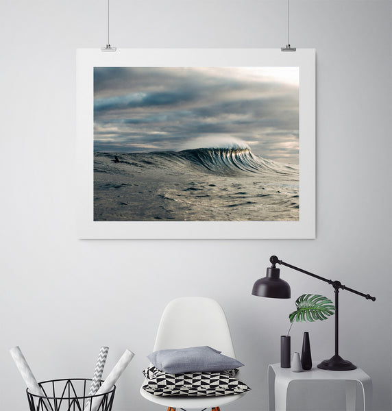Ominous Ocean - Art Prints by Post Collective - 3