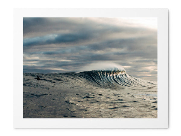 Ominous Ocean - Art Prints by Post Collective - 1