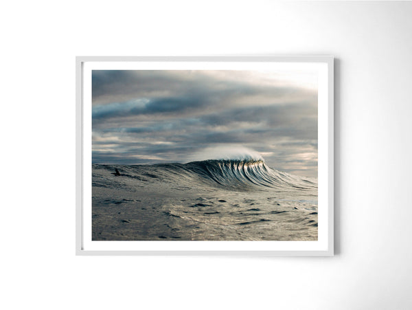 Ominous Ocean - Art Prints by Post Collective - 4
