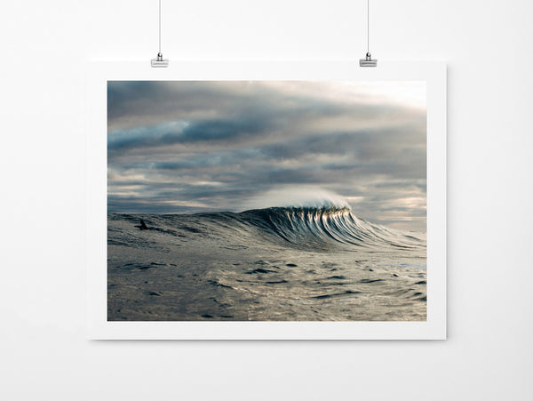 Ominous Ocean - Art Prints by Post Collective - 2