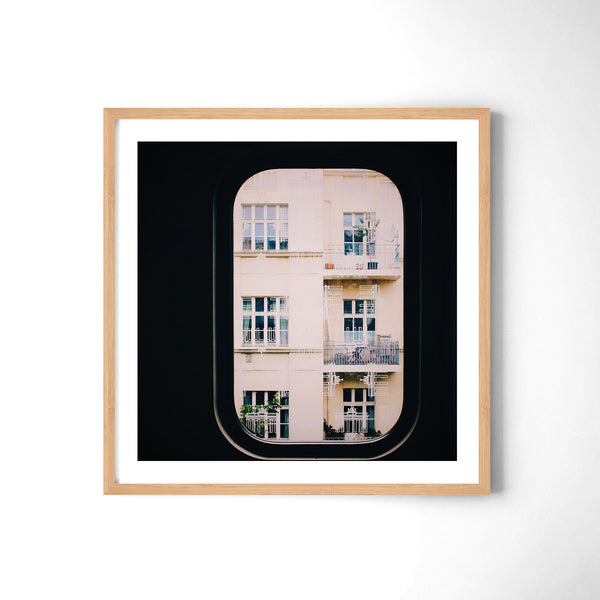 One City - Art Prints by Post Collective - 3
