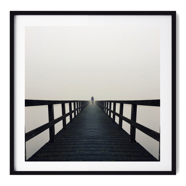 Out Of The Fog - Art Prints by Post Collective - 1