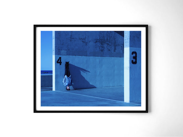 Outlook - Art Prints by Post Collective - 2
