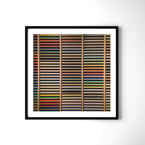 Paper Heaven - Art Prints by Post Collective - 1