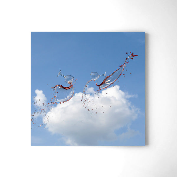 Pas De Deux - Art Prints by Post Collective - 2