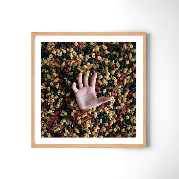 Pasta - Art Prints by Post Collective - 3