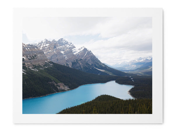 Peyto Lake - Art Prints by Post Collective - 1