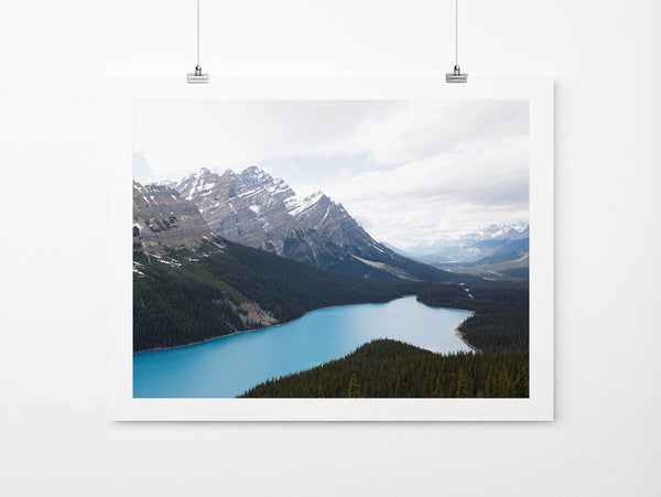 Peyto Lake - Art Prints by Post Collective - 2