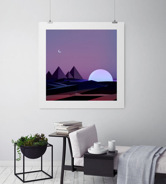 Pharos - Art Prints by Post Collective - 3