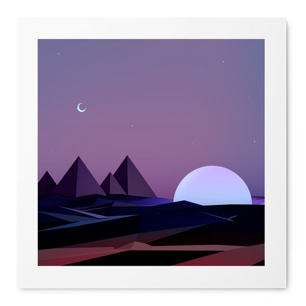 Pharos - Art Prints by Post Collective - 1