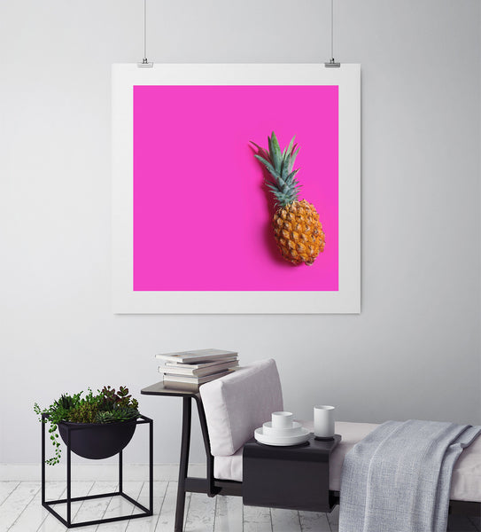 Pineapple - Art Prints by Post Collective - 3