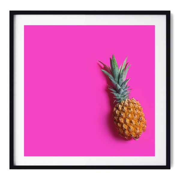 Pineapple - Art Prints by Post Collective - 1