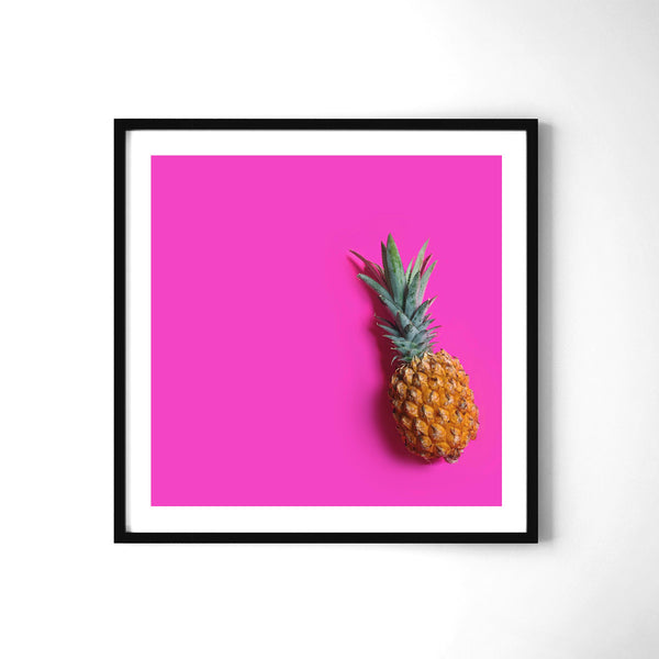 Pineapple - Art Prints by Post Collective - 2