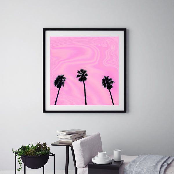 Pink Day - Art Prints by Post Collective - 5