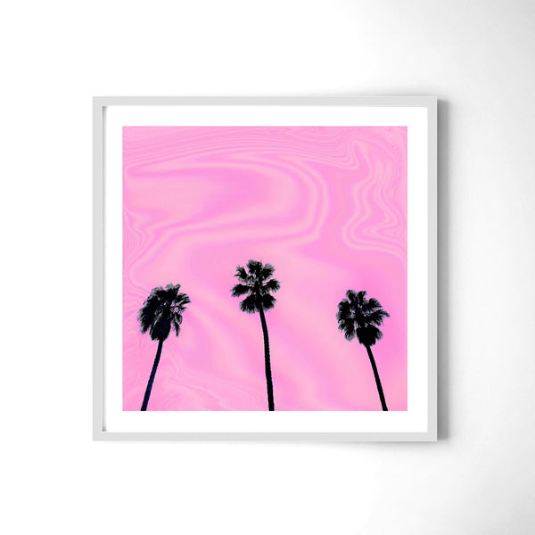 Pink Day - Art Prints by Post Collective - 4