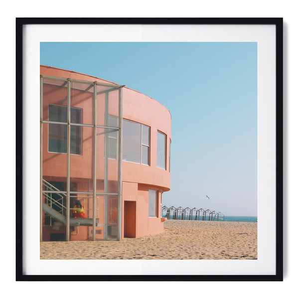 Pink Povoa - Art Prints by Post Collective - 1