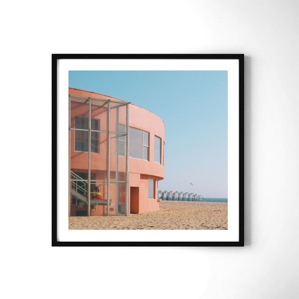 Pink Povoa - Art Prints by Post Collective - 2