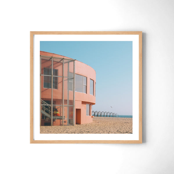 Pink Povoa - Art Prints by Post Collective - 3