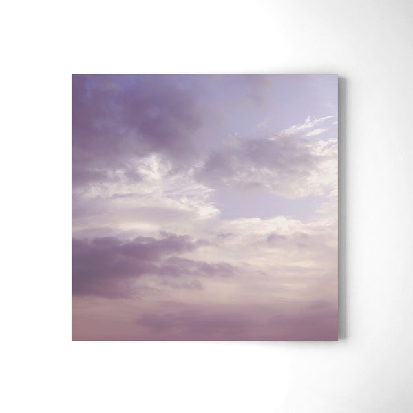 Pink Sky - Art Prints by Post Collective - 2